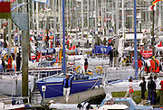 Cowes Harbour, Isle of Wight, United Kingdom