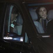 ITA/Bracchiano/20061118 - Huwelijk Tom Cruise en Katie Holmes, aankomst