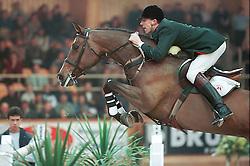 Raijmakers Piet (NED) - Classic Touch<br /> Winnaar Grand Prix CSI-A Moorsele 1998<br /> Foto © Dirk Caremans