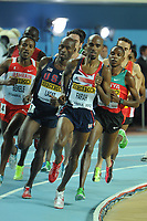 ATHLETICS - WORLD CHAMPIONSHIPS INDOOR 2012 - ISTANBUL (TUR) 09 to 11/03/2012 - PHOTO : STEPHANE KEMPINAIRE / KMSP / DPPI - <br /> 3000 M - MEN - ROUND 1 - MO FARAH (GBR)