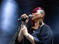 Gabrielle at the Pub in the Park Warwick photo by Nichael Butterworth