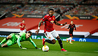 Football - 2020 / 2021 EUFA Europa League - Round of 32 - Second Leg - Manchester United  vs Real Sociedad - Old Trafford<br /> <br /> Fred of Manchester United at Old Trafford<br /> <br /> Credit COLORSPORT/LYNNE CAMERON
