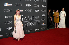 Game of Thrones Premiere - Belfast 12 April 2019