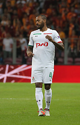 September 18, 2018 - °Stanbul, Türkiye - Lokomotiv Moscow's Manuel Fernandes during Galatasaray - Lokomotiv Moskova UEFA Champions League Game at Turk Telekom Arena, 18th of Sept. 2019. (Credit Image: © Tolga Adanali/Depo Photos via ZUMA Wire)