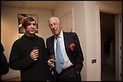 STUART SEMPLE; MARTIN SUMMERS Stuart Semple: Anxiety Generation. Delahunty Fine Art. Bruton St. London. 12 November 2014