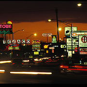 Gallup's Historic Route 66 has what may be the world's thickest concentration of trading posts and pawnshops not to mention laundromats, carwashes and fast-food restaurants.