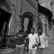 Egypt. Cairo : sabil kutab and mosque SULEIMAN AL SILHADAR - sharia Al Mu'izz LI DIN Allah street    islamic Cairo   NM382