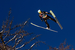 Stefan Hula (POL) during the Trial Round of the Ski Flying Hill Individual Competition at Day 1 of FIS Ski Jumping World Cup Final 2019, on March 21, 2019 in Planica, Slovenia. Photo by Matic Ritonja / Sportida