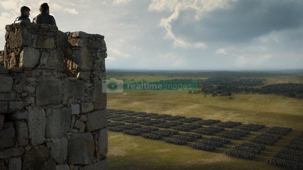 September 1, 2017 - Nikolaj Coster-Waldau, Jerome Flynn..'Game Of Thrones' (Season 7) TV Series - 2017 (Credit Image: © Hbo/Entertainment Pictures via ZUMA Press)