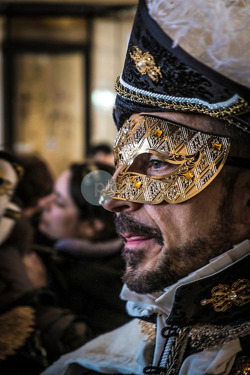 Carnaval de Venecia. Italia. Europa ©Carlos Sánchez Pereyra / PILAR REVILLA