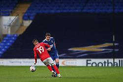 Owen Dale of Crewe Alexandra runs at Stephen Ward of Ipswich Town - Mandatory by-line: Arron Gent/JMP - 31/10/2020 - FOOTBALL - Portman Road - Ipswich, England - Ipswich Town v Crewe Alexandra - Sky Bet League One