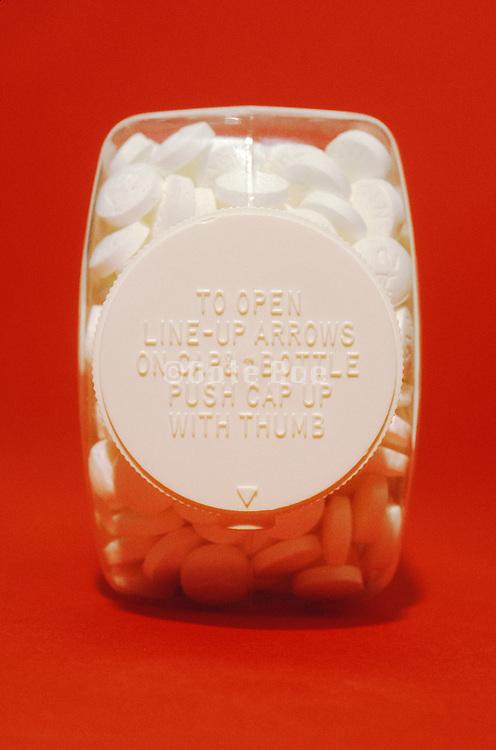 full prescription bottle