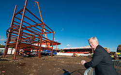 Martin Griffiths - Photo mandatory by-line: Dougie Allward/JMP - Mobile: 07966 386802 - 03/11/2014 - SPORT - Football - Bristol - Ashton Gate - Bristol City v  - Ashton Gate Development