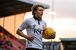 Luke Freeman of Bristol City looks on - Photo mandatory by-line: Rogan Thomson/JMP - 07966 386802 - 20/12/2014 - SPORT - FOOTBALL - Crewe, England - Alexandra Stadium - Crewe Alexandra v Bristol City - Sky Bet League 1.