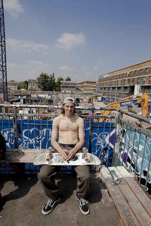 Brixton Skate Park and Gentrification