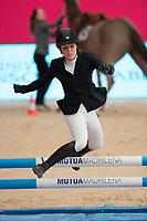 BILDET INNGÅR IKKE I FASTAVTALER. ALL NEDLASTING BLIR FAKTURERT.<br /> <br /> Sprangridning<br /> Foto: imago/Digitalsport<br /> NORWAY ONLY<br /> <br /> MITSUBISHI TROPHY - Madrid Horse Week 2017 Victoria GULLIKSEN (NOR) ridding Ballenteskin Watch This at the MITSUBISHI TROPHY, - Madrid Horse Week 2017, IFEM MADRID 24.11.2017 *** MITSUBISHI TROPHY Madrid Horse Week 2017 Victoria GULLIKSEN NOR ridding Ballenteskin Watch this at the MITSUBISHI TROPHY Madrid Horse Week 2017 IFEM MADRID 24 11 2017