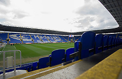 General view inside the Madejski Stadium. - Mandatory by-line: Alex James/JMP - 01/04/2017 - FOOTBALL - Madejski Stadium - Reading, England - Reading v Leeds United - Sky Bet Championship