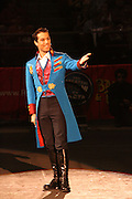 Ringmaster Alex Ramone at the 139th Annual Ringling Brothers and Barnum & Bailey Circus opens their 139th Season on March 26, 2009 held at Madison Square Garden  in New York City.