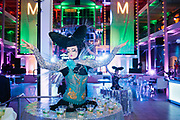 Cisco Meraki holiday party in the Design District in San Francisco, Calif., Thursday, Dec. 14, 2017.<br /> <br /> Photos by Alison Yin Photography