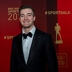 19-12-2018 NED: Sportgala NOC * NSF 2018, Amsterdam<br /> In de Amsterdamse AFAS vindt het traditionele NOC NSF Sportgala plaats / Jeffrey Herlings