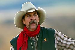 Wyoming rancher, Slim Clark