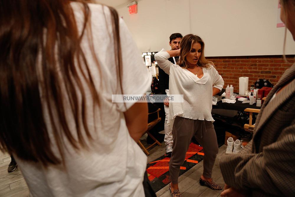 Klarna STYLE360 NYFW Hosts Kittenish by Jessie James Decker Runway Show