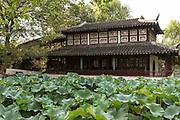 Humble Administrator's garden in Suzhou, China.
