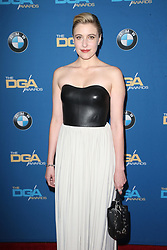 BEVERLY HILLS, CA - FEBRUARY 3: Leslie Mann and Judd Apatow at the 70th Annual Directors Guild of America Awards (DGA, DGAs), at The Beverly Hilton Hotel in Beverly Hills, California on February 3, 2018. CAP/MPI/FS ©FS/Capital Pictures. 03 Feb 2018 Pictured: Greta Gerwig. Photo credit: FS/Capital Pictures / MEGA TheMegaAgency.com +1 888 505 6342