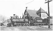 RD156 RGS Locomotive No. 20 - 1
