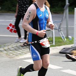 Glücksburg, 02.08.15, Sport, Triathlon, 14. OstseeMan, 2015 : Jan Matzen (GER, Trias Flensburg, #134)<br /> <br /> Foto © P-I-X.org *** Foto ist honorarpflichtig! *** Auf Anfrage in hoeherer Qualitaet/Aufloesung. Belegexemplar erbeten. Veroeffentlichung ausschliesslich fuer journalistisch-publizistische Zwecke. For editorial use only.