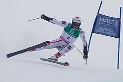 18.02.2011, Kandahar, Garmisch Partenkirchen, GER, FIS Alpin Ski WM 2011, GAP, Herren, Riesenslalom, im Bild Philipp Schoerghofer (AUT) // Philipp Schoerghofer (AUT) during men's Giant Slalom Fis Alpine Ski World Championships in Garmisch Partenkirchen, Germany on 18/2/2011. EXPA Pictures © 2011, PhotoCredit: EXPA/ M. Gunn