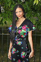 Thandie Newton, The Serpentine Gallery Summer Party, Serpentine Gallery, London UK,  06 July 2016, Photo by Richard Goldschmidt