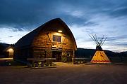 Seeley Lake Chamber of Commerce, Montana.