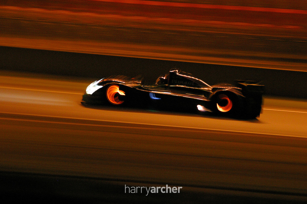 Le Mans Racing Car