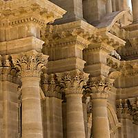 Corinthian Columns, Oytigia, Italy