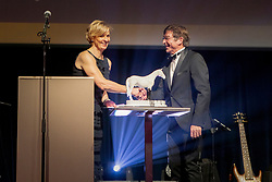 Athlete of the Year, Niels Bruynseels, Nena Verlooy, Eddy De Smedt <br /> Equigala - Dockx Dome - Brussel 2019<br /> © Hippo Foto - Dirk Caremans<br /> 22/01/2019