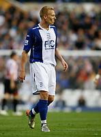Photo: Steve Bond.<br />Birmingham City v Sunderland. The FA Barclays Premiership. 15/08/2007. Mikael Forssell