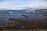 Iceland, snaefellsnes peninsula, Grundarfjordur