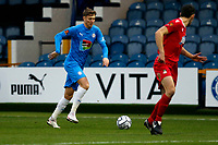 Richie Bennett. Stockport County FC 2-0 Wrexham FC. Vanarama National League. 28.12.20