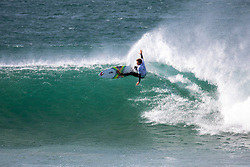 South African Matthew McGillivray finished third to winner Joel Parkinson and Julian Wilson who leads the Jeep Leaderboard World Rankings in R1 H6 at the Corona Open J-Bay.