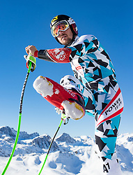 30.11.2016, Val d Isere, FRA, FIS Weltcup Ski Alpin, Val d Isere, Abfahrt, Herren, 1. Training, im Bild Marcel Hirscher (AUT) // Marcel Hirscher of Austria at the start during the 1st practice run of men's Downhill of the Val d Isere FIS Ski Alpine World Cup. Val d Isere, France on 2016/11/30. EXPA Pictures © 2016, PhotoCredit: EXPA/ Johann Groder