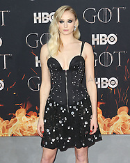Game of Thrones premiere - 3 April 2019