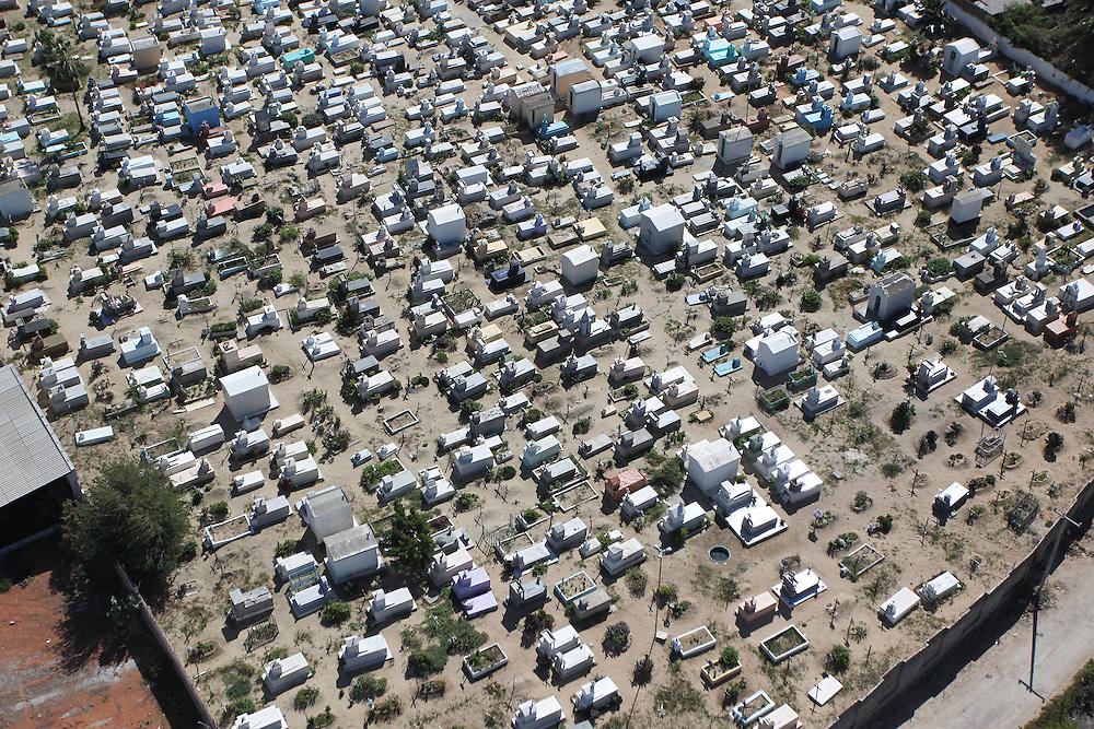 Mossoro_RN, Brasil.<br /> <br /> Cemiterio em Mossoro, Rio Grande do Norte.<br /> <br /> Cemetery in Mossoro, Rio Grande do Norte.<br /> <br /> Foto: JOAO MARCOS ROSA / NITRO