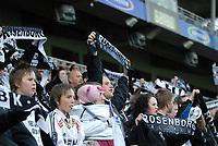 Fotball tippeligaen 16.05.07 Rosenborg - Start 4-1<br /> Illustrasjon, supportere<br /> Foto: Carl-Erik Eriksson, Digitalsport
