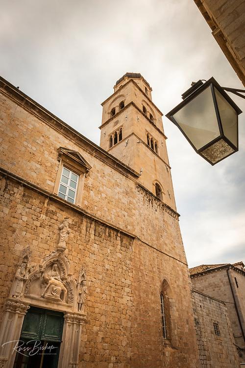 The Franciscan Monastery, old town Dubrovnik, Dalmatian Coast, Croatia