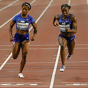 Dina Asher-Smith winning the Women's 200 metres during the IAAF Diamond League event at the King Baudouin Stadium, Brussels, Belgium on 6 September 2019.