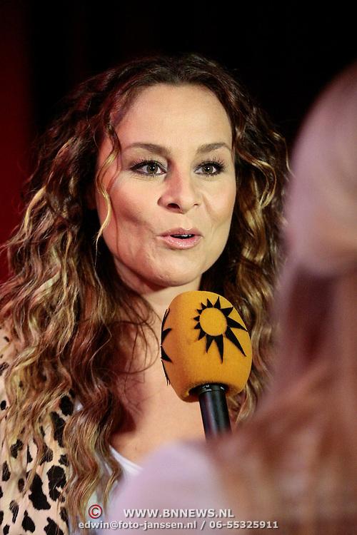 NLD/Hilversum/20120821 - Perspresentatie 3de seizoen The Voice of Holland 2012 / 2013, Trijntje Oosterhuis