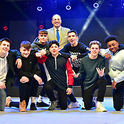 London, UK. 16th March, 2018. Minister of Arts Michael Ellis attend Move It 2016 dance and performing arts show at Excel London, England, UK.