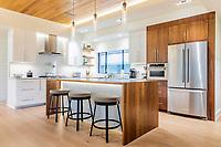 Brian Beyt light design kitchen.