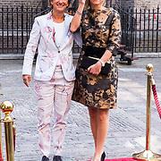 NLD/Den Haag/20180918 - Prinsjesdag 2018, Kajsa Ollongren en partner
